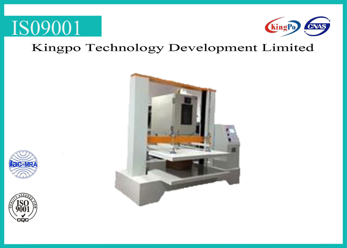 Container Carton Box Compression Strength Tester With LCD Screen