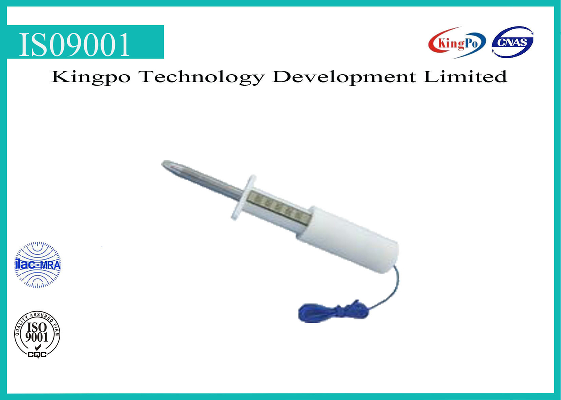 IEC Test Equipment Rigid Finger Probe With EC61032 Figure 7 Device 11
