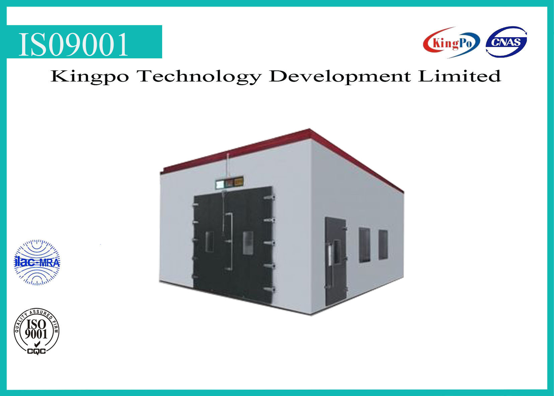 Eco Friendly Formaldehyde Testing Equipment / Voc Testing  Chamber