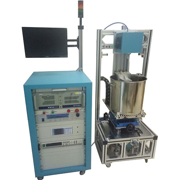 Aviation DC Brushless Electric Motor Testing System Equipment / Comprehensive Test Bench
