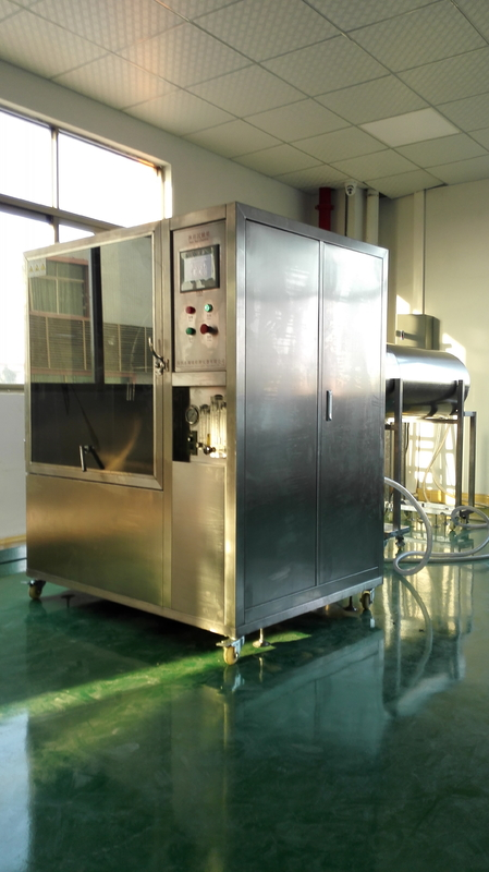 IPX1-6 Ingress Protection Test Equipmnent IEC60529 Waterproof Degrees Test Chamber IPX1/2 IPX3/4 IPX5/6
